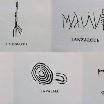 Noticia 'Escrito en Piedra: manifestaciones rupestres en Canarias, Espacio Cultural CajaCanarias La Laguna, 12 feb a 25 abr 2015