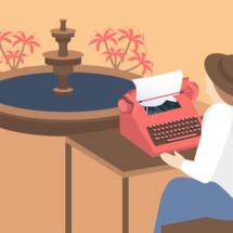 Escribir y viajar en tiempos complejos Periplo 2020
