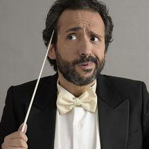 Concierto para Zapata, humor y música con la Sinfónica de Tenerife