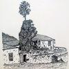 Exposición de dibujos de Francisco Perera