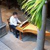 'Música antigua en el patio': Cristina Barceló y...