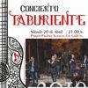Taburiente en concierto