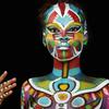 Mumes 2019: taller de maquillaje africano