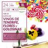 Taller de Cata de Vinos de Tenerife, Flores Comestibles y...