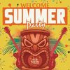 Gran fiesta de bienvenida de verano