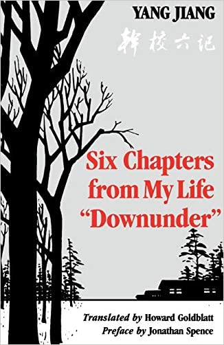 "Six Chapters from My Life ""Downunder"" - 9780295966441"