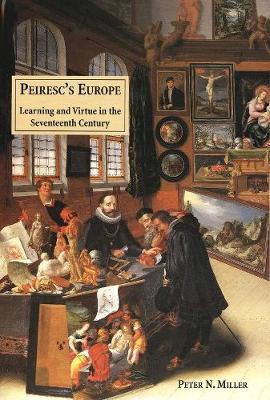 Peirescs Europe - 9780300082524