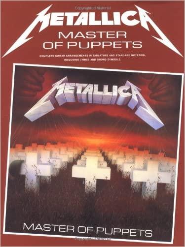 Metallica - 9780711938045