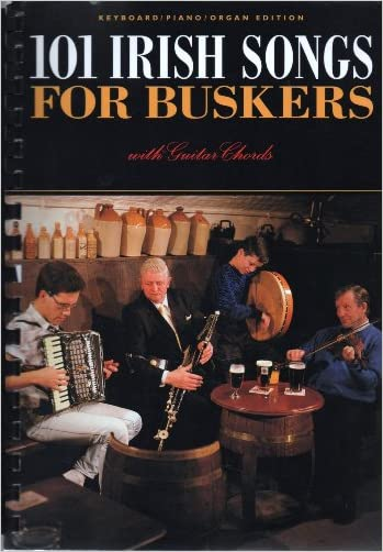 101 Irish Songs for Buskers - 9780711944398