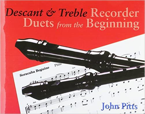 Recorder Duets from the Beginning - 9780711966833