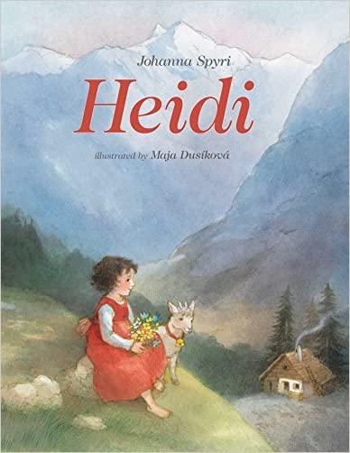 Heidi - 9780735842564