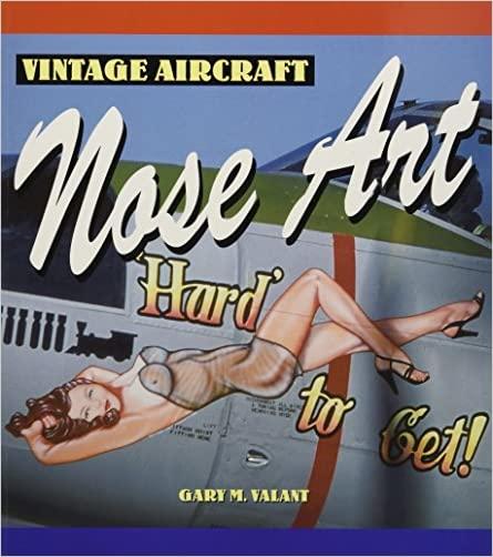 Vintage Aircraft Nose Art - 9780760312087