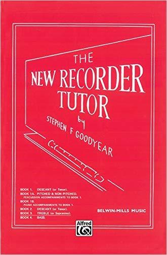 The New Recorder Tutor - 9780769200750