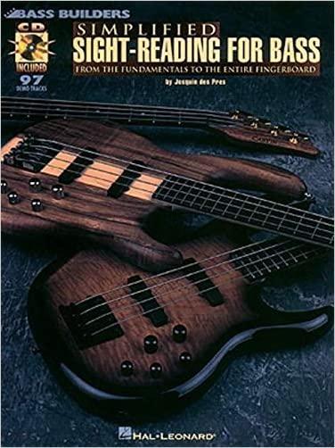 Bass Builders - 9780793565184