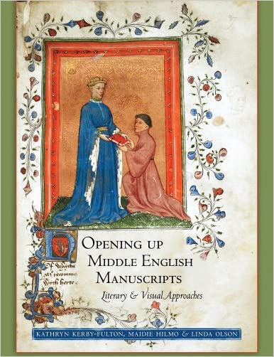 Opening Up Middle English Manuscripts - 9780801478307