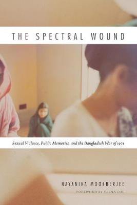 The Spectral Wound - 9780822359685
