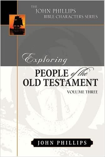 Exploring People of the Old Testament - 9780825433863