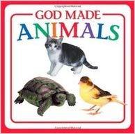 God Made Animals - 9780825439117