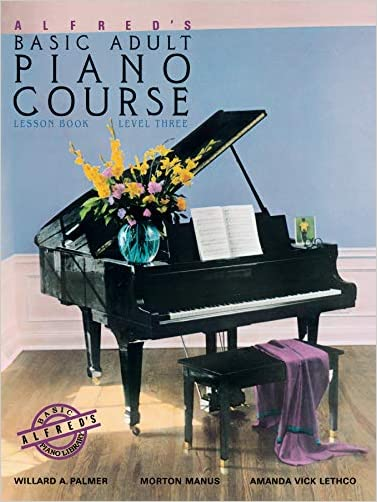 Alfred's Basic Adult Piano Course - 9780882846361