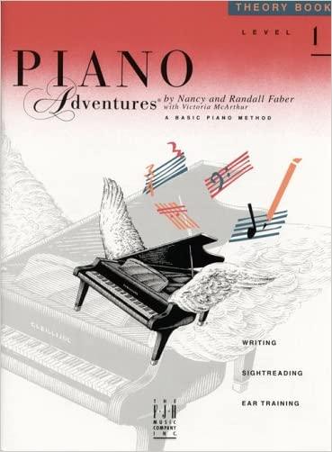 Faber Piano Adventures - 9780929666600