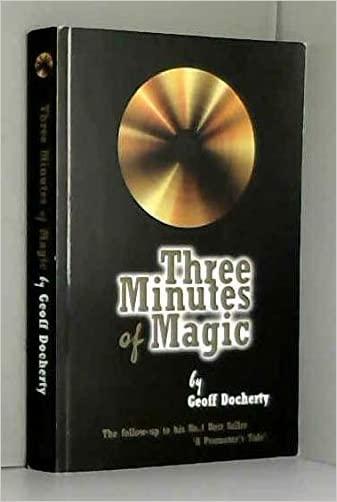 Three Minutes of Magic - 9780956664808