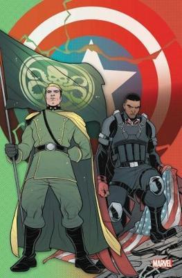 Captain America: Secret Empire - 9781302908492