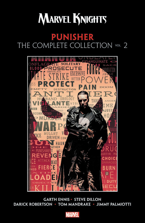 Marvel Knights Punisher By Garth Ennis: The Complete Collecti... - 9781302916077