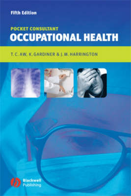Occupational Health - 9781405122214