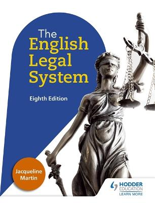 English Legal System - 9781471879159