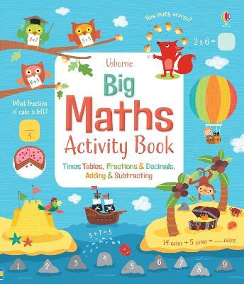 Big Maths Activity Book - 9781474941754