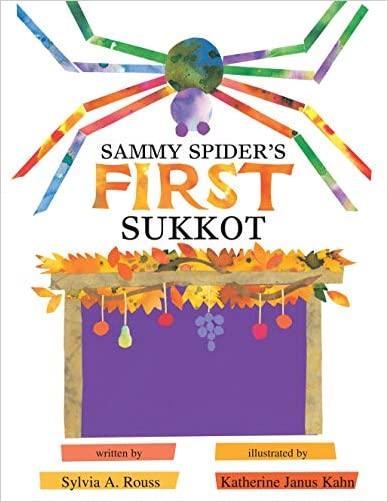 Sammy Spider's First Sukkot - 9781580130837