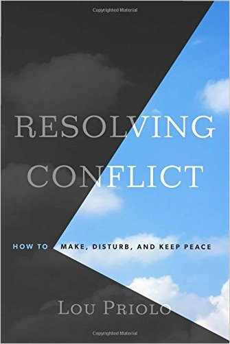 Resolving Conflict - 9781596389090