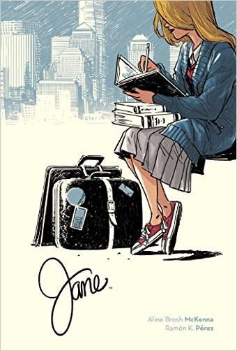 Jane - 9781608869817