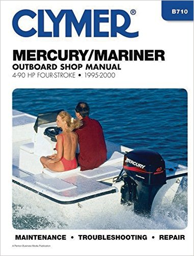 Mercury/Mariner 4-90HP Carburetted 4-Stroke Outboard Engine M... - 9781620921548