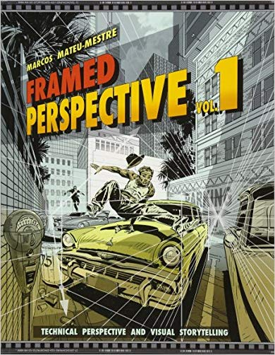 Framed Perspective Vol. 1 - 9781624650307