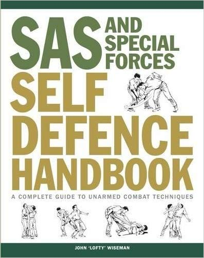 SAS and Special Forces Self Defence Handbook - 9781782744320