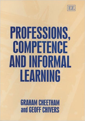 Professions, Competence and Informal Learning - 9781843764083