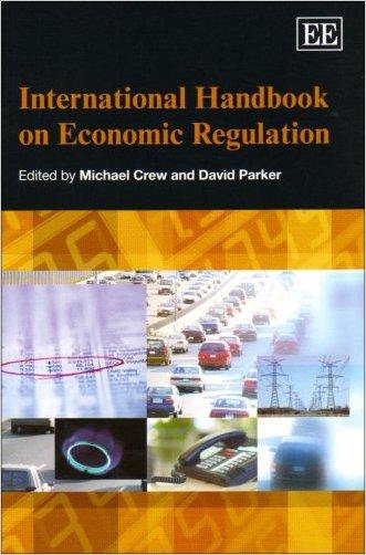 International Handbook on Economic Regulation - 9781848441729