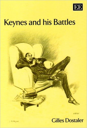 Keynes and His Battles - 9781848444768