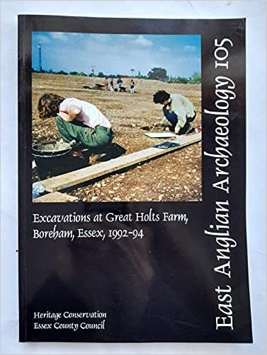 Excavations at Great Holts Farm, Boreham Essex 1992-94 - 9781852812225