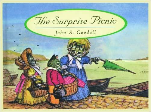 The Surprise Picnic - 9781857141757