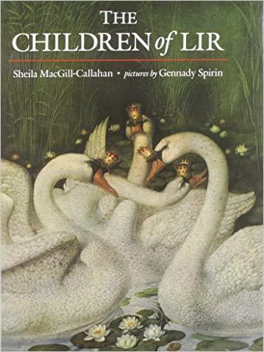 The Children of Lir - 9781857143928