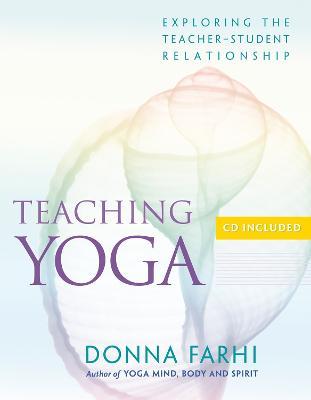 Teaching Yoga - 9781930485174