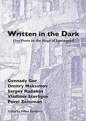 Written in the Dark - 9781937027575