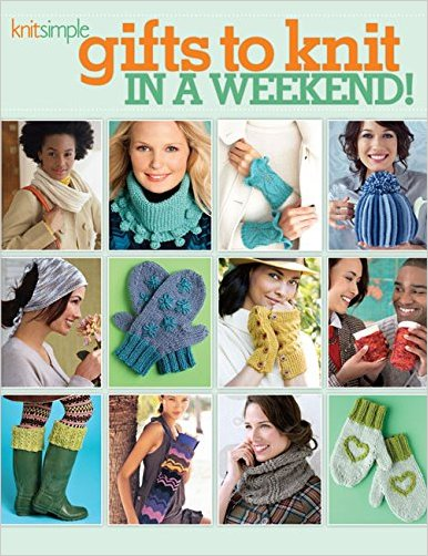 Gifts to Knit in a Weekend - 9781938867163