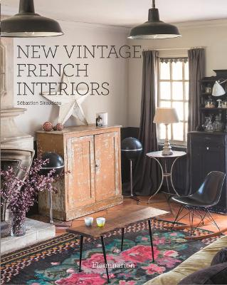 New Vintage French Interiors - 9782080202260
