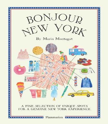 Bonjour New York - 9782080202338