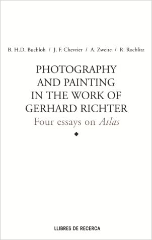 Photography and Painting in the Work of Gerhard Richter - 9788489771918