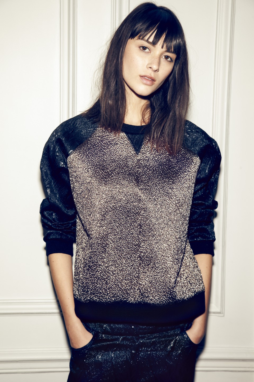 TRESOR sweater