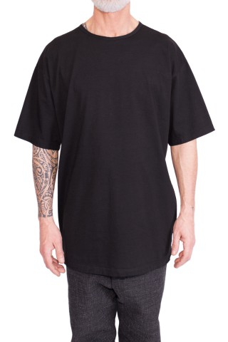 over sized sleeves T shirt